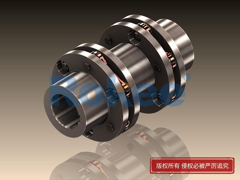 JMIJ金属膜片联轴器,JMIJ接中间轴膜片联轴器,JMIJ型膜片联轴器